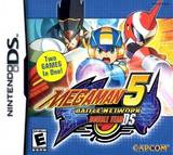 Mega Man Battle Network 5: Double Team DS (Nintendo DS)